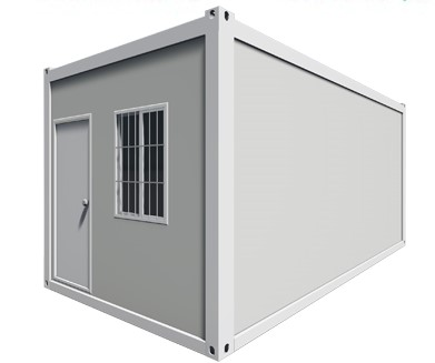 차세대 사무실 조립식 집 20ft 내구성 컨테이너 워크샵