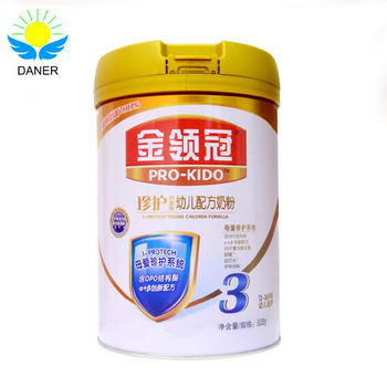 Made In China Tin Can Manufacture Recyclable Feature Metal Can Packing Milk Powder
