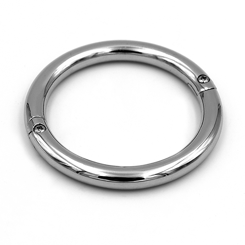 Bovine Nose Ring Hoop Clip Stainless Steel