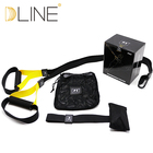 Dline Suspension Home Gym Fitness Trainer Strap Door Anchor Resistance Exercise Bands