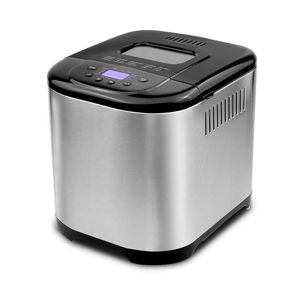 S.S housing automatical intelligent household bread maker