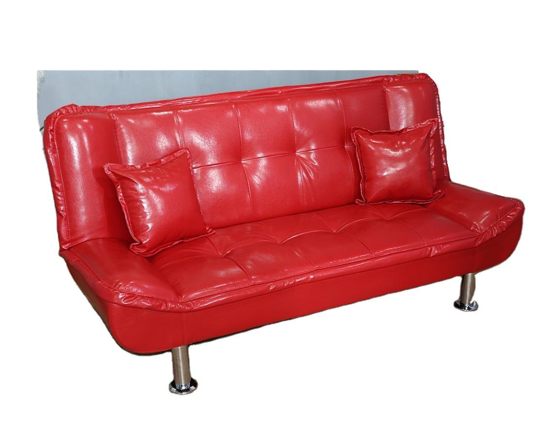 Red Leather Sofa New Design Folding Futon Sofa Bed Buy Red Leather Sofa New Design Folding Sofa Bed Folding Futon Sofa Bed Fold Down Sofa Bed Product On Alibaba Com