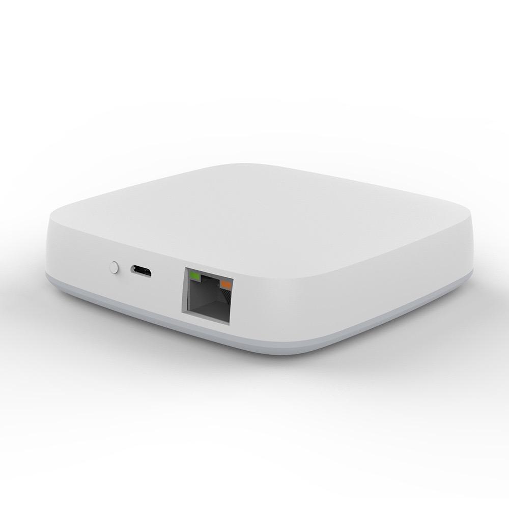 Tuya Hub Cena de Automação residencial Zigbee Gateway Inteligente Kit De Alarme De Segurança PIR Porta & Janela Temperatura & Sensor de Umidade Inteligente vida