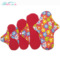 Super Absorbent Sanitary Pad Washable Cloth Polar Fleece Comfortable sanitary pads,sanitary napkin For Lady
