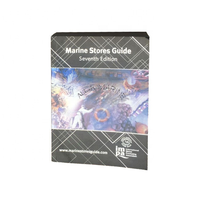 Latest Edition 7th. Marine Stores Guide IMPA Book