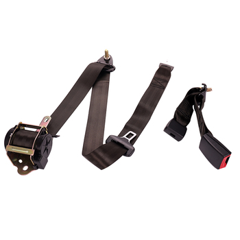 Hot selling Different size three points simple safety seat belt for car/bus/truck/vehicles seat belt