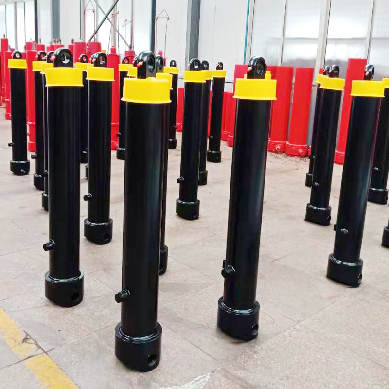 Penta Type 5 Stage Telescopic Hydraulic Cylinder