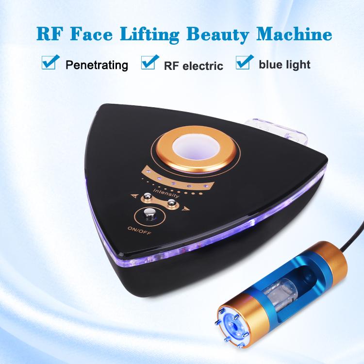 2019 new arrival nano mist spray rf beauty equipment