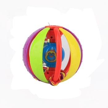 Musical toy ball cartoon bell ball electric ball toys intelligent toys for baby gift