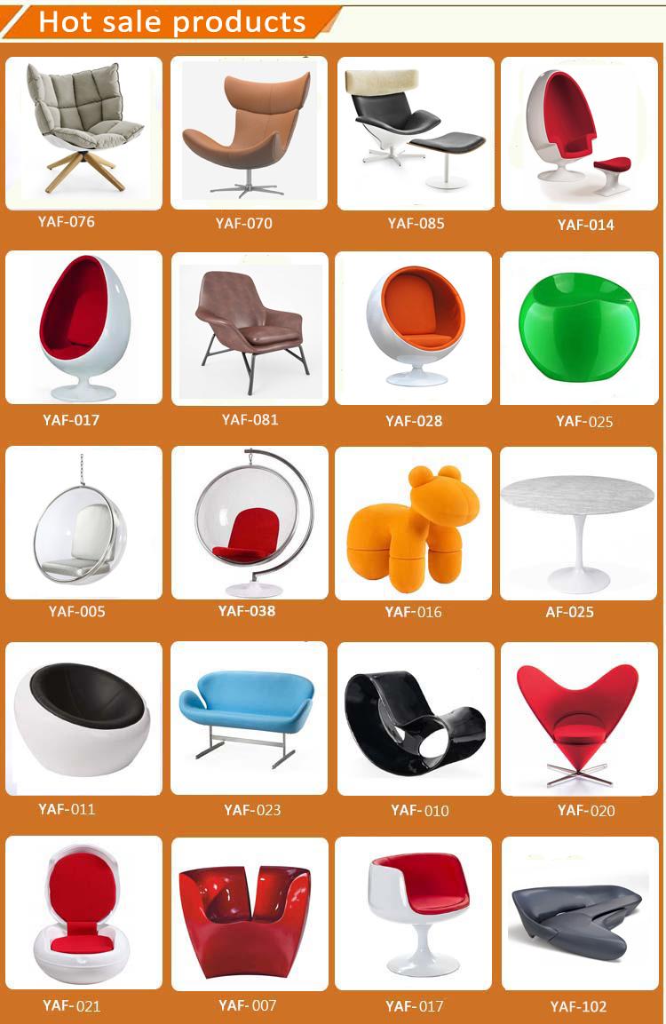 Living room home furniture half console Moon shape System Zaha Hadid moon sofa
