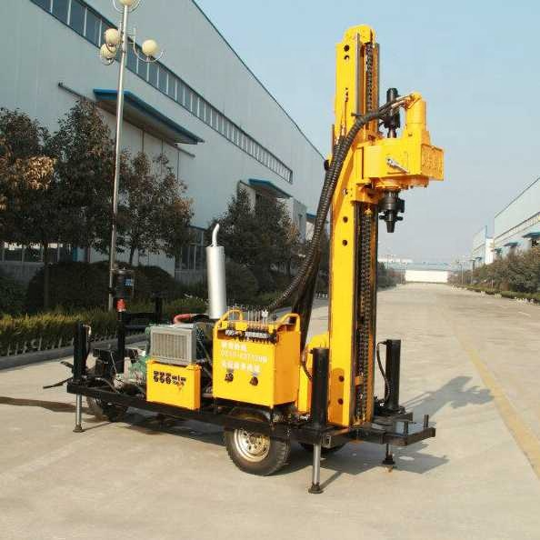 BDM-80LS modell verankerung track mounted drilling rig