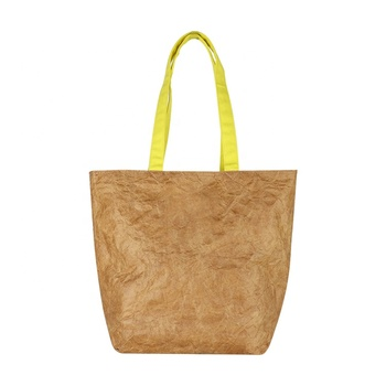 Eco-friendly strong water-resist Dupont tyvek tote bag tote bags with custom printed logo and custom tote bag