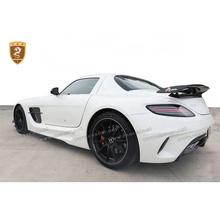 C197 modelo 2010-2014 ano car covert para black-serie estilo body kit para mercede bens-sls série