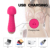 2020 New Super Powerful Unique Patent AV Wand Massager Nipple Sex Toys G spot Clitoral Mini Vibrator for Woman Vaginal Massage