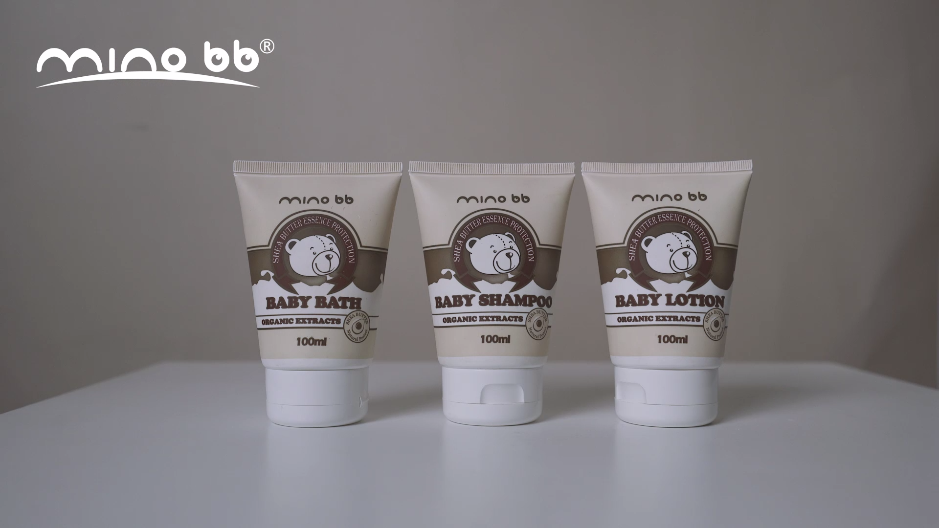 Baby shampoo Shea Butter Baby care products