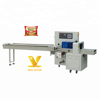 Hot selling fresh instant noodle packing machine for plastic bags