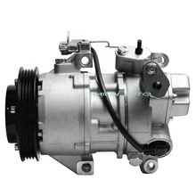Denso 5SER09C voor <span class=keywords><strong>TOYOTA</strong></span> YARIS COROLLA 1.3 1.5 ac <span class=keywords><strong>Compressor</strong></span> Auto Airco Auto ac <span class=keywords><strong>Compressor</strong></span>