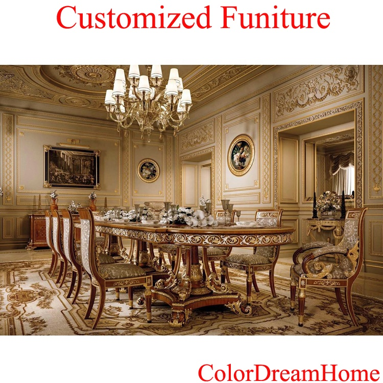Royal Dining Room Furniture Table