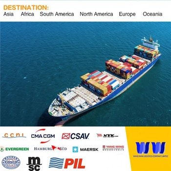 Freight Forwarding Agency Company Sea Shipping from China to United States Warehouse with Cheap Rates