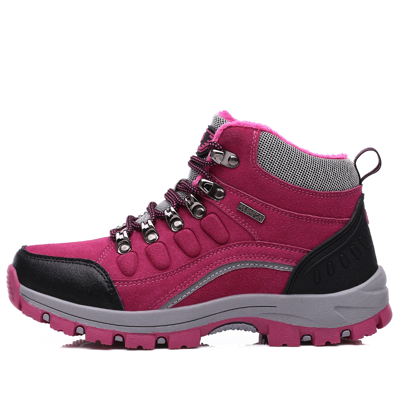 Wholesale Women Trekking Sneaker Shoes Mountain Outdoor Hiking Boots