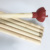 China Factory supply Wholesale cleaning broom long handle natural wooden handle broom