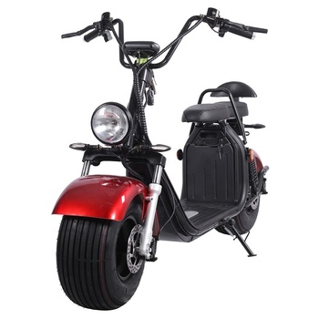 Wholesale citycoco 2000 w wonderful solar two wheel electric scooter watt motorcycle toy rechargeable power car for kids