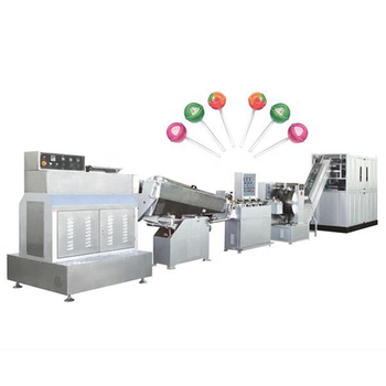 Caramel or lollipops candy india roller make machine from China
