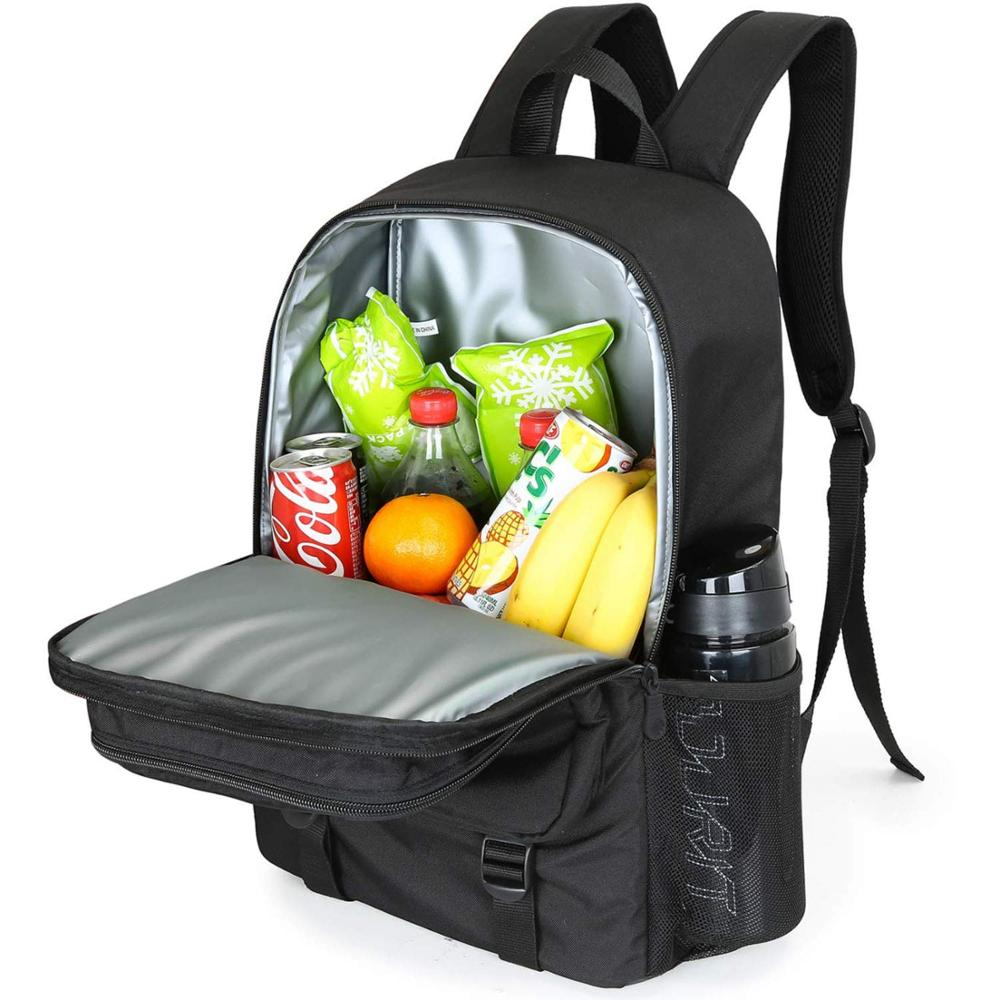 Insulated custom sport cooler bag backpack