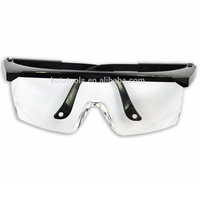 Anti scratch and fog safety sport goggle with multi color