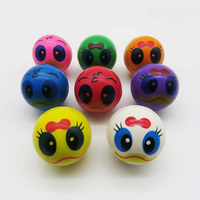 Most popular sports toy style 32mm diameter bounce ball