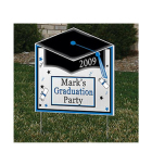 Custom Corrugated PP Plastic Yard Signs