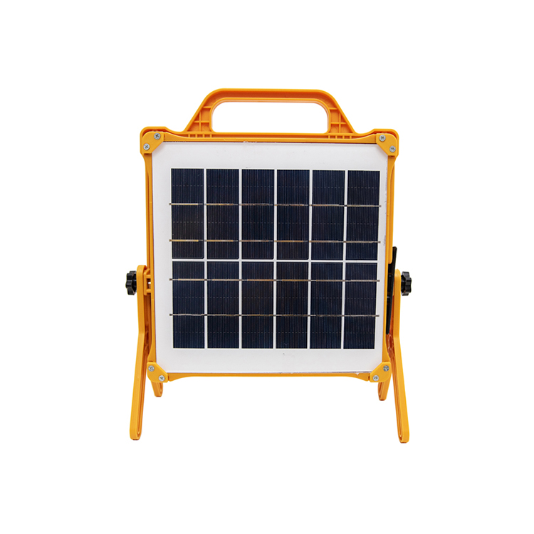 Factory Price Waterproof Rechargeable Led Portable Solar Light For Outdoor Camping Equipment