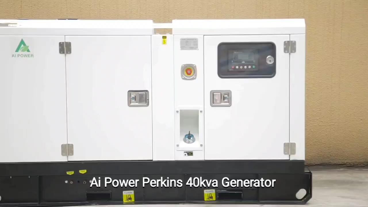 Auto Start Diesel Generator Pengendali Laut Dalam 4520, 7320, 6120
