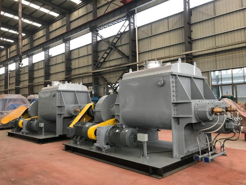 ZNH Heavy Duty Vacuum-Kneader