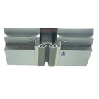 Drywall Ceiling and Interior Wall Expansion Joint Covers for Buildings
