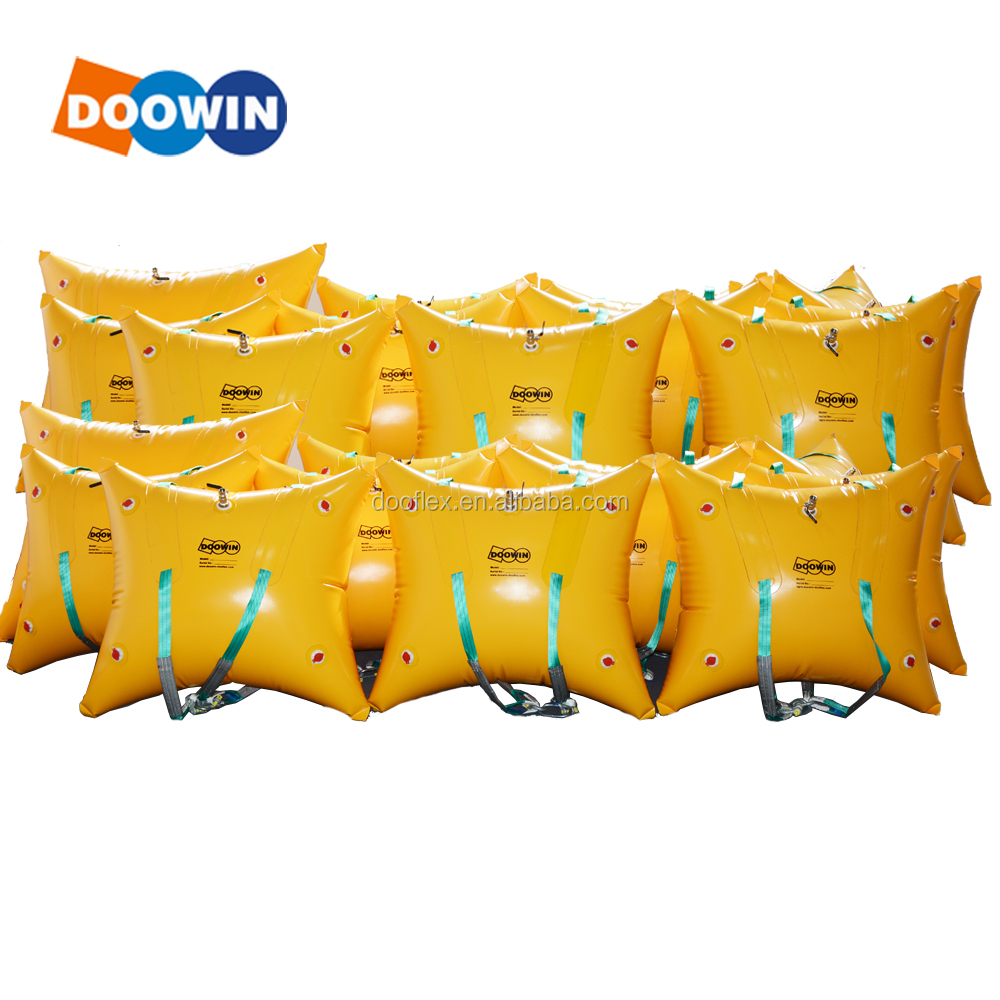 Pillow Type Shallow Water Enclosed Flotation Bags