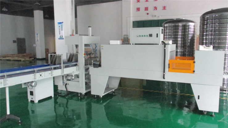 product-Automatic pe film Packing Machine for sale-JD WATER-img-4