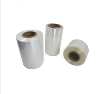China Supplier Custom tubular POF shrink packing film rolls