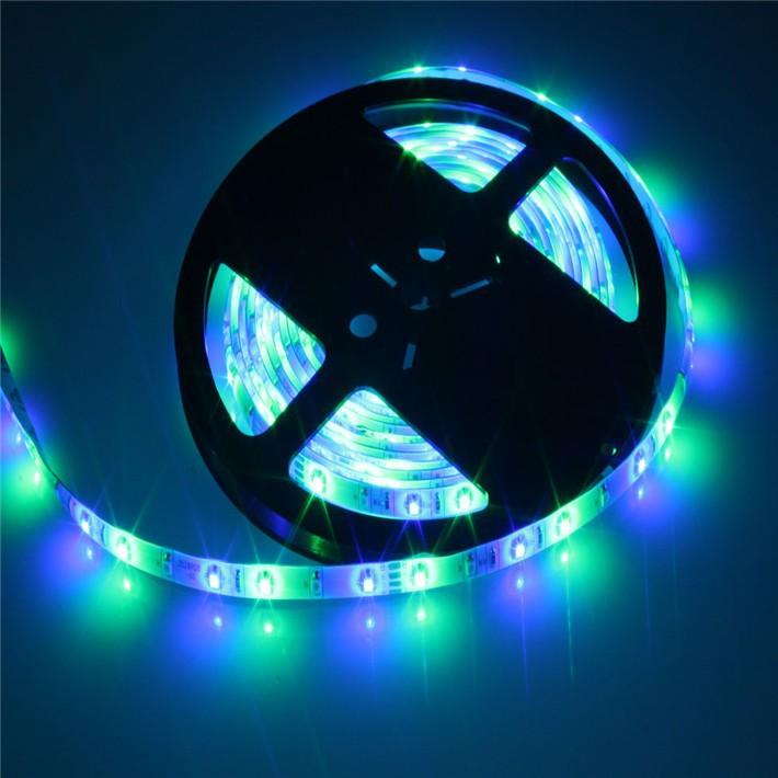 12v ws2801 5050 rgb led strip lights bluetooth price in india