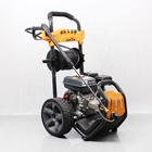 4800PSI 196CC Heavy Duty Gasoline High Pressure Washer, 8HP Petrol Engine High Pressure Cleaner