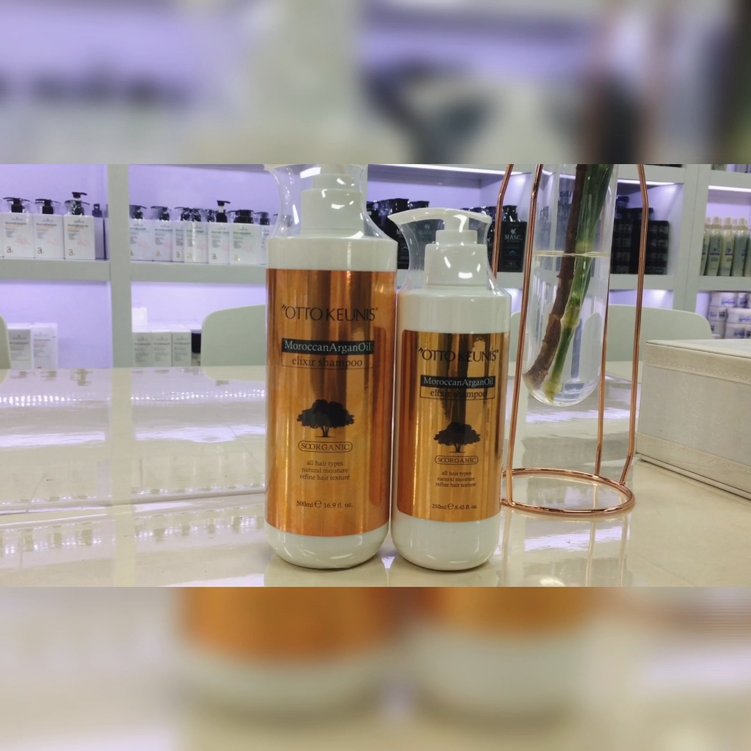 HODM Hair Products: Wig Control Shampoo, Conditioner and Spray for Human And Synthetic Wig