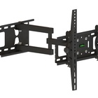 TV wall mount swivel tv mount vesa 400x400 loading capacity 50 kgs
