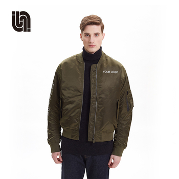 Custom Windproof Men Casual Army Bomber Jackets For Men AutumnJackets