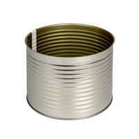 empty food tin meat can for food packaging
