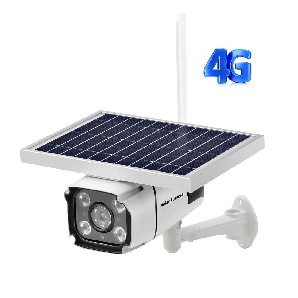 4g and <strong>wifi</strong> Solar Powered Outdoor Security Waterproof 1080P HD Video Surveillance 4g lte cctv Solar Camera Motion Detection