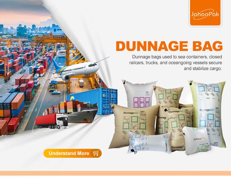 低価格最高の販売インフレータブル再利用可能なエアバッグ/コンテナ輸送使用