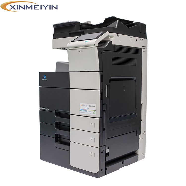 Konica Minolta 454 High Efficiency Hot Sale Renovation Copiers Machine Digital Photocopier