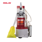 Anlin 800Kg Roller Shutter Motor Fire Opener Control Panel Fireproof Rolling Operator With Ups Motors Ac 220V Side Electric