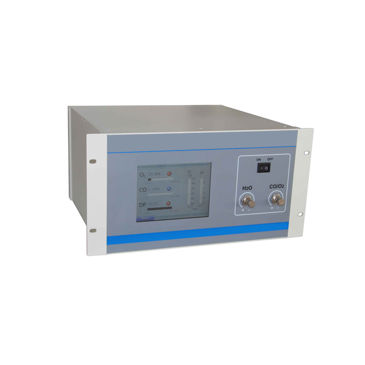 high measurement accuracy gas analyzer for medical treatment/oxygen production/and air separation