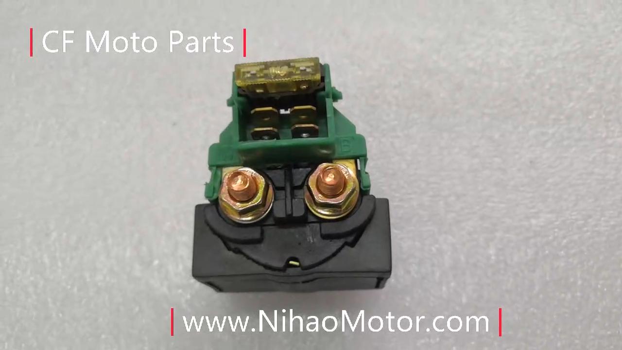 25 CF250 CF500 Start Relay CFMoto Parts CF188 250cc /500cc CF MOTO ATV UTV Quad Engine Spare